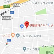 伊藤歯科クリニック 地図