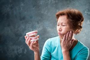 高齢者と歯の健康